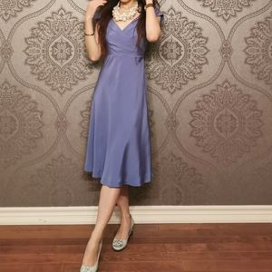 J. Crew collection 100% silk dress